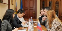 Developing Cooperation with the Republic of Korea - ИГУ